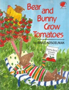 Bear and Bunny Grow Tomatoes - Story Snug
