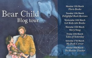 Bear Child Blog Tour Logo - Story Snug