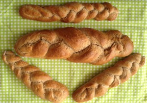 Room on the Broom Plaited Bread - Story Snug