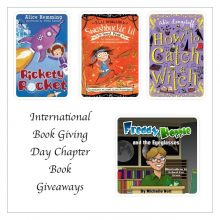 Chapter Book Giveaways - Story Snug