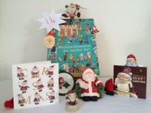 Christmas & Snowy 14 Story Snug