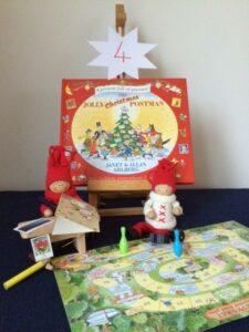 Christmas & Snowy 4 Story Snug