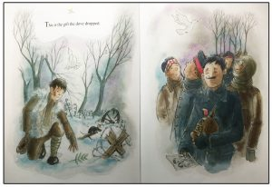 The Christmas Truce Dove - Story Snug