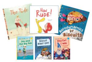 Clare Helen Walsh Books - Story Snug