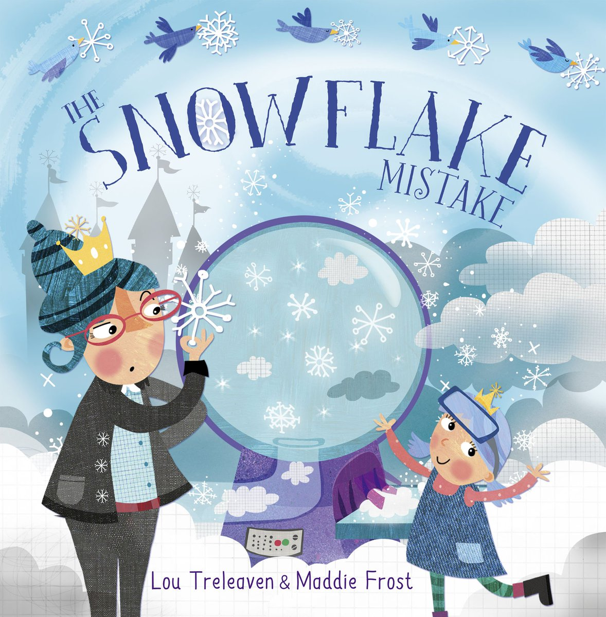 The Snowflake Mistake - Story Snug