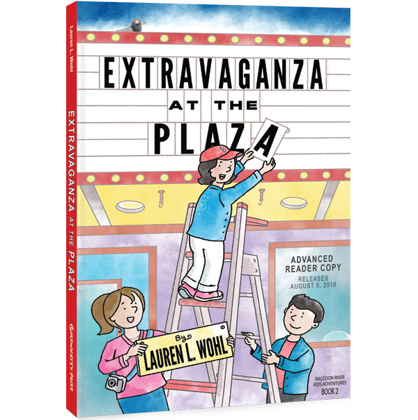Extravaganza At The Plaza - Story Snug