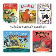 Fabulous Fictional Friendships - Story Snug