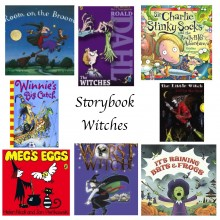 Storybook Witches - Story Snug