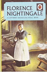 International Women's Day Florence Nightingale - Ladybird Books - Story Snug