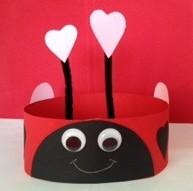 Ladybird Headband Story Snug http://storysnug.com