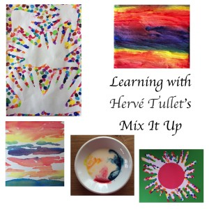 Learning with Mix It Up Story Snug