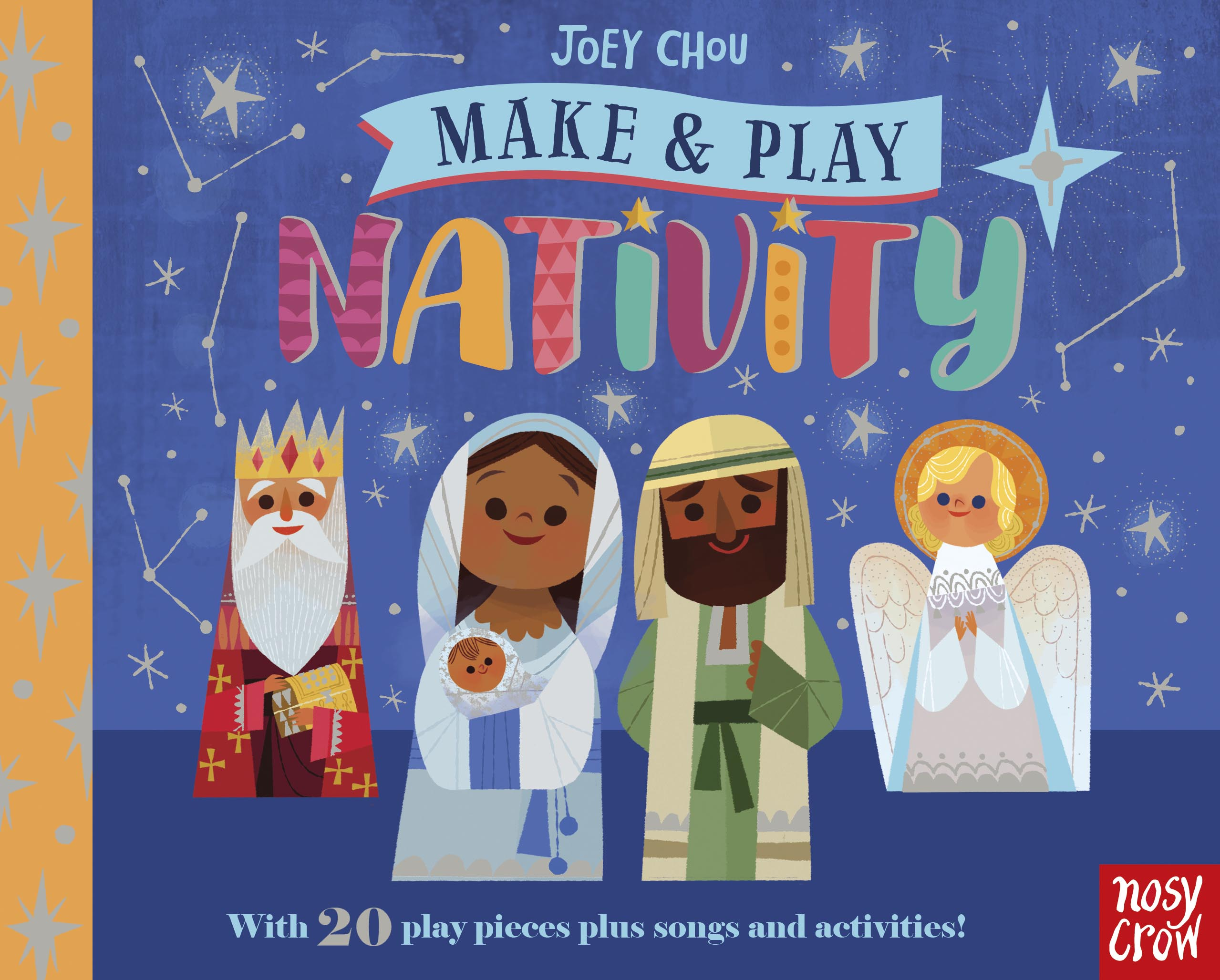 Image result for make & play nativity