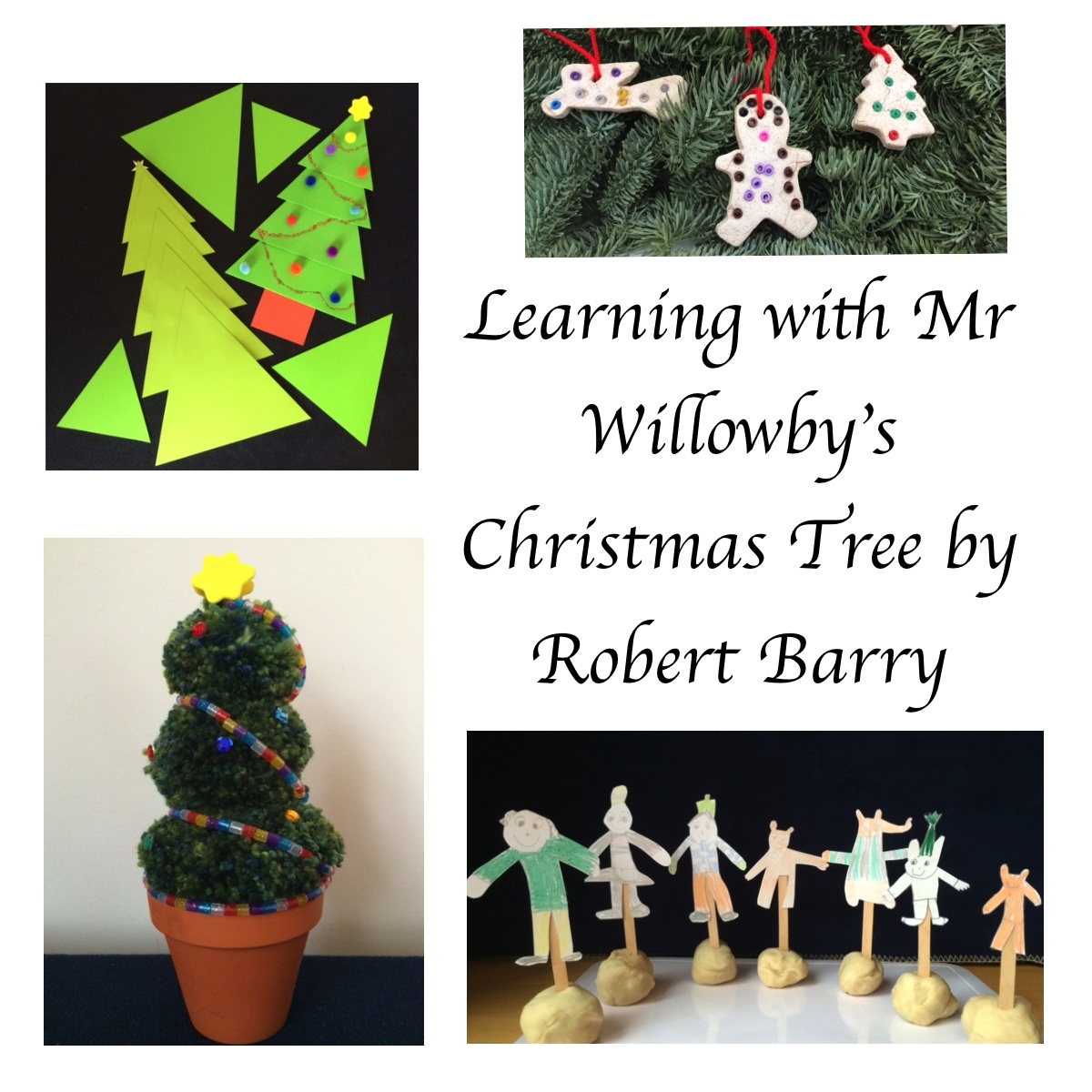 Learning with Mr Willowby\'s Christmas Tree by Robert Barry · Story Snug