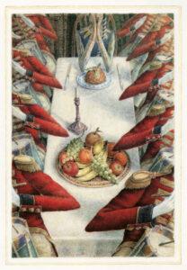 Twelve Days of Christmas - Nine Drummers Drumming - Story Snug