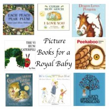 Picture Books For a Royal Baby Story Snug