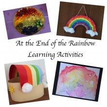 Rainbow learning - Story Snug