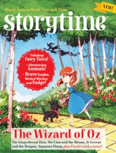 Storytime Magazine - Story Snug