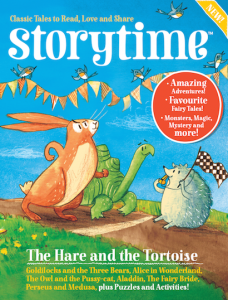 Story time Magazine - Story Snug
