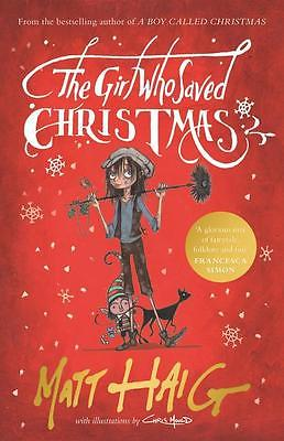 The Girl Who Saved Christmas - Story Snug