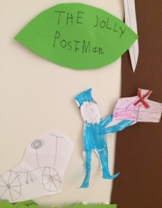 Summer Reading Tree The Jolly Postman Story Snug http://storysnug.com