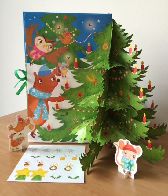 The Little Christmas Tree by Rachel Elliot, Vicki Gausden & Corina ...