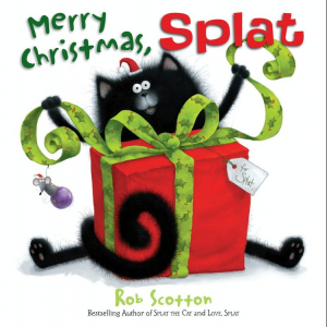 Merry Christmas Splat - Story Snug