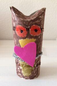 Woodland Owl - Story Snug
