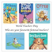World Teachers Day - Story Snug