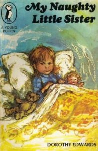 My Naughty Little Sister old cover - Story Snug
