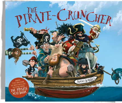 The Pirate Cruncher - Story Snug