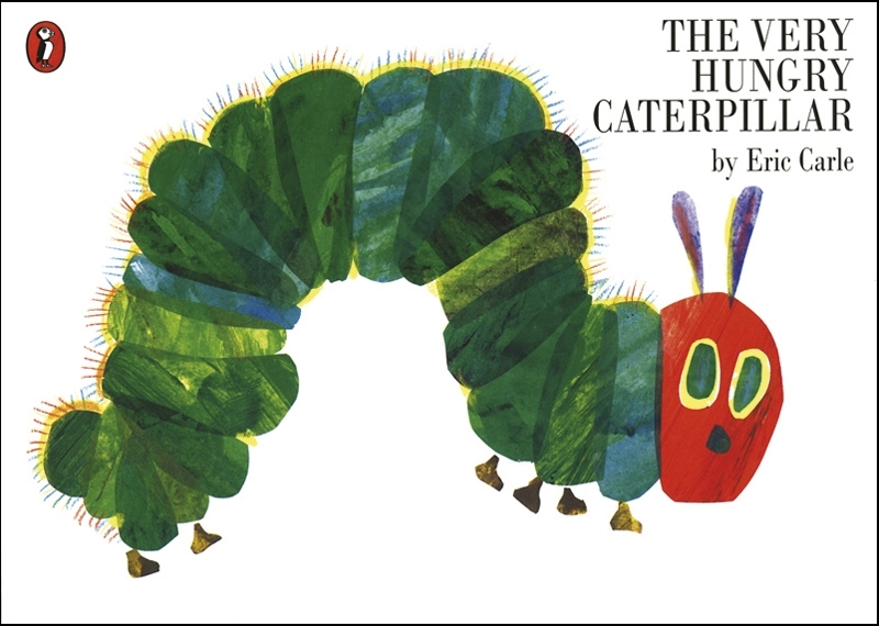 The Very Hungry Caterpillar - StorySnug