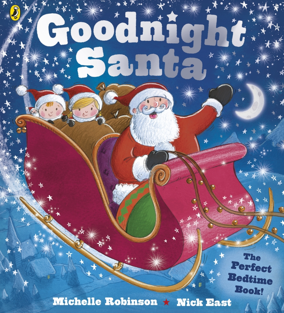 Goodnight Santa - Story Snug