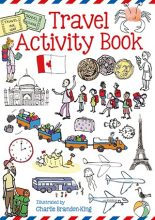 Travel Activity Book - Story Snug