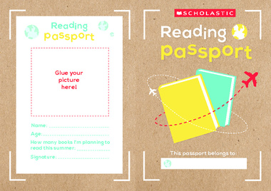 Scholastic Reading Passport - Story Snug